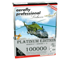 AeroFly Professional Deluxe PLATINUM EDITION