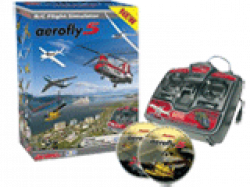 Aerofly 5 + Game Commander USB version PC mode 2/4