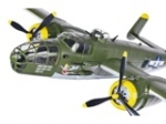 B-25 Mitchell ARF + Train rentrant