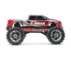 E-MAXX BRUSHLESS RTR version 2.4GHZ