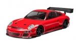HPI Nitro RS4 3 Evo + Porsche 911 GT3 RTR