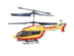 Hélicoptère EC 145 3 voies