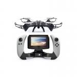 M.H.D. - Drone Lark Noir ou blanc  FPV avec Caméra H.D. mode 2