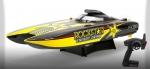 ProBoat Bateau de vitesse Catamaran Rockstar 48 moteur essence
