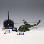 SR UH-1 HUEY GUNSHIP RTF