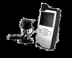 Set micro caméra 2,4 Ghz + écran LCD