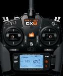 Spektrum Radiocommande 2.4ghz DX6 V2 avec récepteur AR610