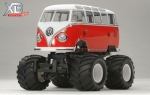 XB VW T1 Wheelie WR02 1/12
