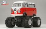 XB VW T1 Wheelie WR02 1/12